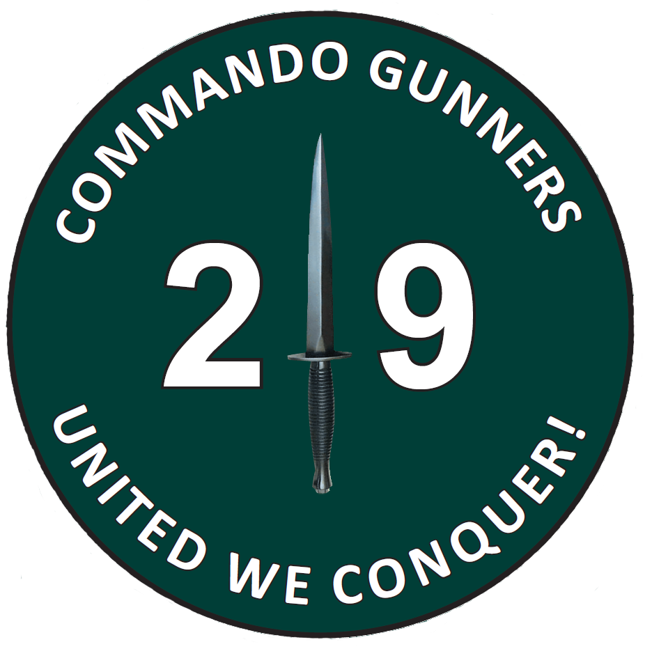 29 Commando Regiment RA