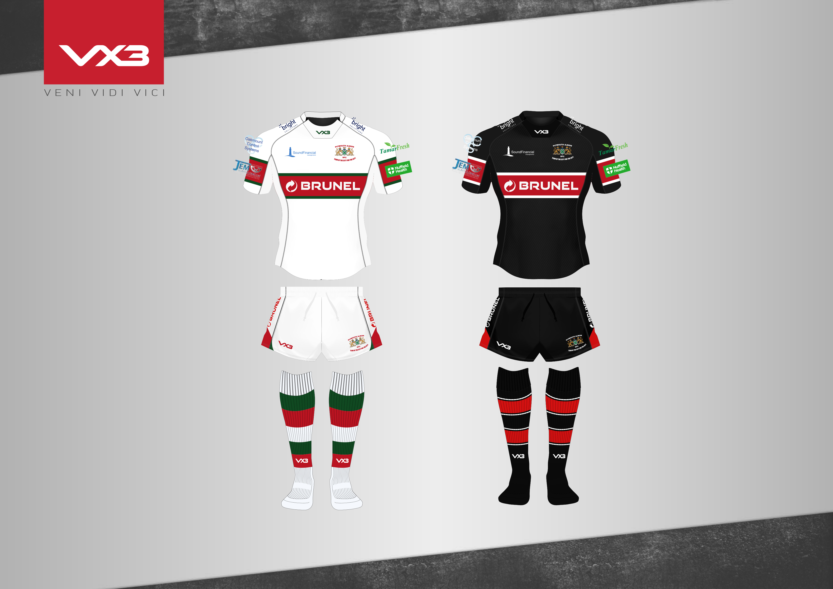 PLYMOUTH ALBION 2021 KIT
